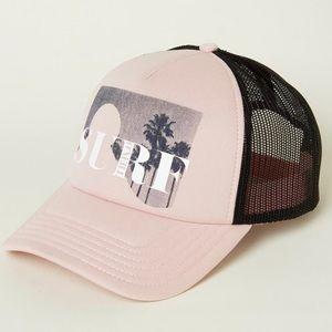 NWT: 2 O'Neill women's trucker hats